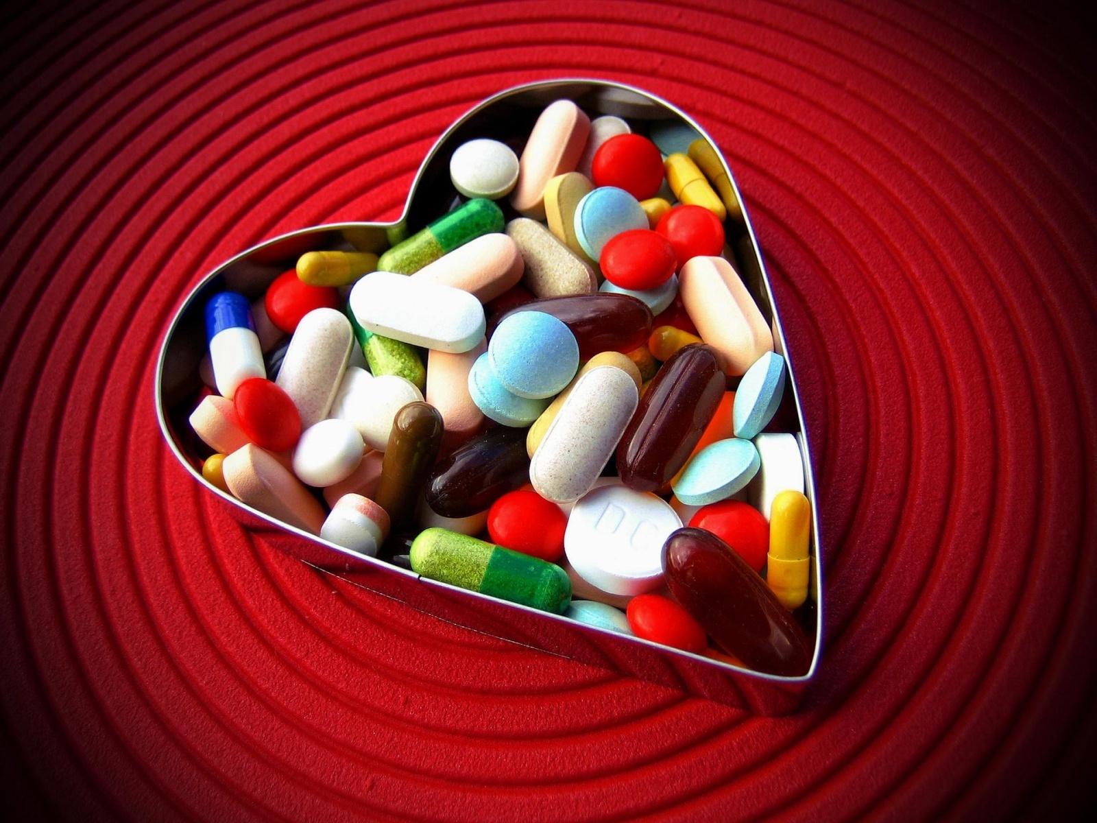 таблетки от давления и холестерина